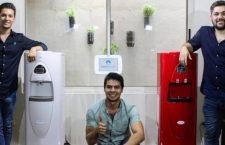 Mexicanos logran inventar una máquina que crea agua a partir del aire