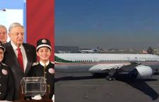 Prensa extranjera se burla de la rifa del avión presidencial
