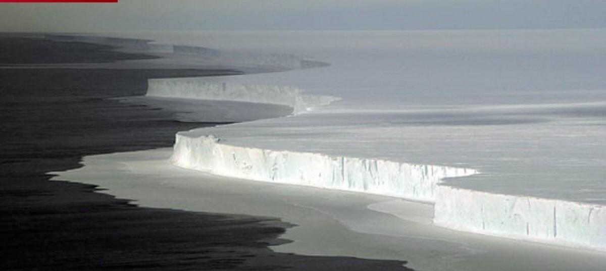 Iceberg com o dobro do tamanho da cidade de Nova Iorque está prestes a soltar-se da Antártida