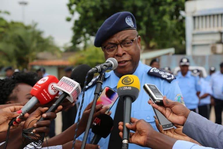 Operação Resgate: Comandante geral da polícia nacional aponta organizações da sociedade civil como culpados pela paralisação