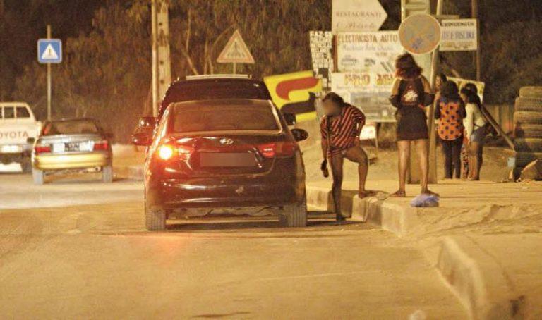 SIC Desmantela rede de prostituição de menores no Camama
