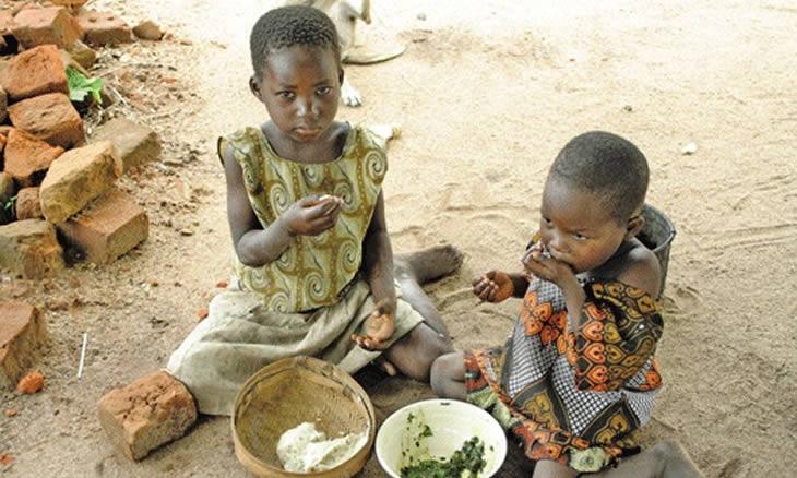 Os angolanos hoje estão a morrer mais com fome e seca que no tempo de guerra