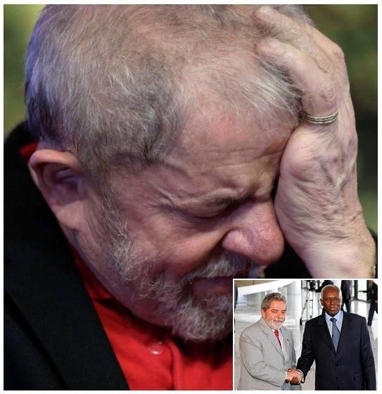 Propinas da Odebrecht favoreceram poderosos de Angola e sobrinho de Lula