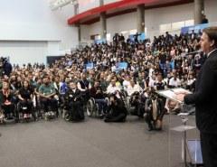 Caixa e Comitê Paralímpico assinam termo de compromisso para inclusão social de crianças e adolescentes