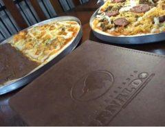 Churrascaria Arnaldo Oliveira tem a melhor pizza de Natal e com nomes de cidades do Seridó