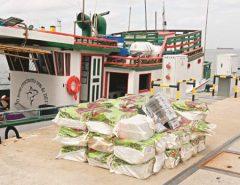 Com apoio da Policia Federal junto a Polícia Judiciária de Portugal apreende 1 tonelada de Cocaína oriunda do RN no valor de US$ 49 milhões