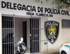 Homem é preso suspeito de estuprar quatro sobrinhas em Nísia Floresta/RN
