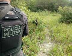 PM faz incursão entre Parnamirim e Macaíba