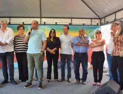 Prefeito Fernando Cunha inaugura mais uma obra em Macaíba