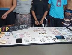 Operação da PM prende cinco pessoas na região Agreste potiguar