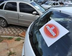 RN: Detran leiloa 150 veículos com lances iniciais entre R$ 50 e R$ 18 mil