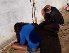 Em Macaíba, suspeitos de assaltos são detidos pela população