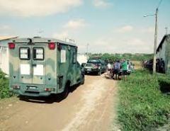 Pai morre e filho é baleado em atentado na Redinha Nova