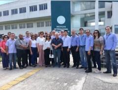 Macaíba recebeu a visita do ministro de Ciência, Tecnologia, Inovações e Comunicações, Marcos Pontes