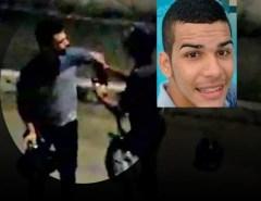 """Vídeo mostra jovem sendo assassinado a tiros após reagir a assalto: """"Atenção! Cenas Fortes"""""""