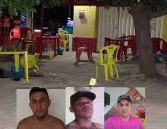 Triplo homicídio é registra em lanchonete em Mossoró