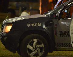 Bandido morre após perseguição e troca de tiros com a PM na Grande Natal