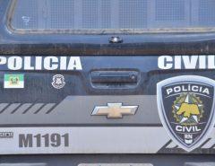 Arrombadores de banco e carros-fortes são presos em operação da Polícia Civil