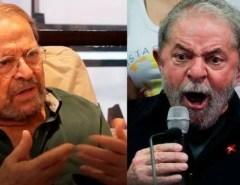 """VEJA O VÍDEO: Ator Carlos Vereza solta o verbo, expressa preocupação com o """"Foro de SP"""" e diz que """"Lula é um médium do mal"""""""