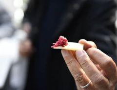 Governadora inicia agenda na Europa com apresentação do queijo de manteiga do RN