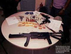 Senhores das armas: o mercado clandestino letal que cresce no RN