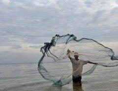 Governo federal libera R$ 1.996 a pescadores prejudicados por óleo