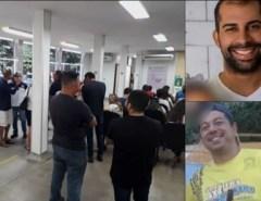 Jipeiros se unem em ação para doar sangue a amigos baleados em festa