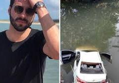 """Empresário perde controle do carro e morre após """"Farofa da Gkay"""""""