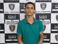 Em Parnamirim Polícia Civil prende suspeito de homicídio e tentativa de homicídio