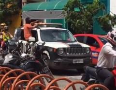 Segurança : Três batalhões da PM continuam fechados no CE