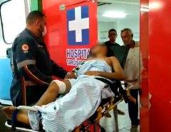 Violência: Suspeito de assalto no Sumaré procura atendimento na UPA do São Manoel com ferimentos de arma de fogo