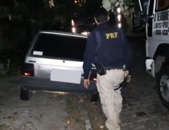 Cadeia: Homem é preso em São Gonçalo do Amarante/RN com veículo furtado