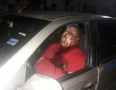 Macaíba: Taxista é morto a tiros na entrada da Morada da Fé (Atenção Imagens Fortes)