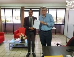 Prefeitura de Macaíba e órgão de comércio da China discutem implantação de Termoelétrica