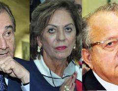 SINAL FECHADO: TRF-5 decreta indisponibilidade de bens até R$ 1,1 milhão de José Agripino, Rosalba Ciarlini e Carlos Augusto