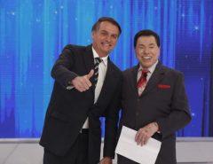 VAI PEGAR FOGO: Silvio Santos quer colocar as falas de Bolsonaro no ar sem cortes
