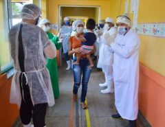 Brasil se aproxima de 90 mil recuperados do coronavírus