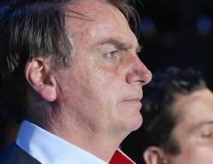 """Em seu perfil Bolsonaro afirma: """"O histórico do meu governo prova que sempre estivemos ao lado da democracia"""""""