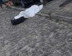 Urgente: Eletricista é executado a tiros em Macaíba