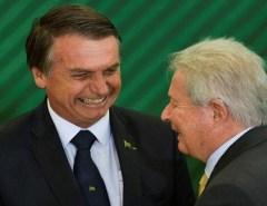Presidente do BB Rubem Novaes deixa o cargo