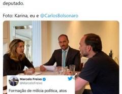Não Gostou: Wassef não quer trégua com advogada de Bolsonaro e promete vingança