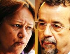 Sem articulação, Fátima tira Mineiro e coloca Carlos Xavier para a votação da nova previdência