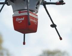iFood: entrega por drone vai estrear no Brasil em novembro