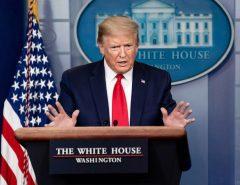 """Casa Branca diz que Trump vai anunciar """"um grande avanço"""" no tratamento contra o coronavírus"""