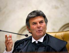 Linha Dura: Fux defende reavaliar cumprimento de pena após condenação em 2ª Instância