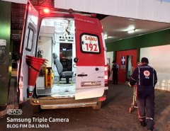 Em Mossoró dois homens são baleados durante assalto