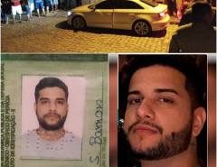 Empresário é morto a tiros dentro de seu carro na cidade de Felipe Guerra