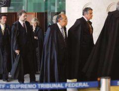 Maioria do STF decide pela prisão de André do Rep deixando Marco Aurélio no escanteio