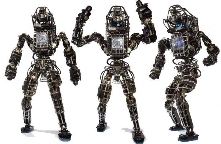robot tercanggih d dunia