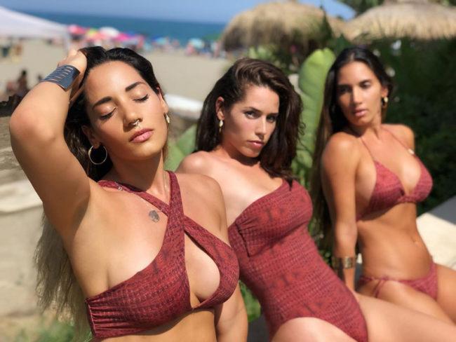 FOTOS IMPRESIONANTES: La India Martínez y sus hermanas en bikinis – Informe56